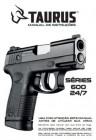 Manual de Instruções e Segurança - Séries 600 e 24/7