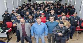 Mais 68 Guardas Civis Municipais são capacitados para o porte de armas