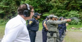 Prefeitura de São Bernardo moderniza armamento da Guarda Municipal