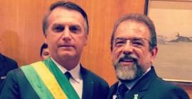 Representante da Industria de Armas e Munições é convidado para cerimônia de posse de Jair Bolsonaro