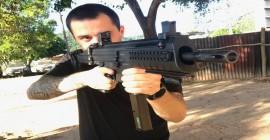 Fabricante de armas entrega 328 pistolas e 70 carabinas para o Estado
