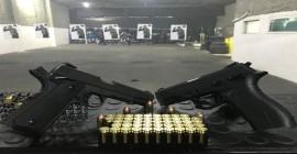 Novos agentes penitenciários receberão pistolas e coletes balísticos
