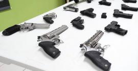 Grupo Pinheiro de Segurança e Taurus realizam a maior exposição de armas de fogo de Sergipe