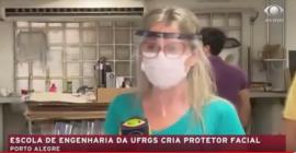 Taurus se une à Escola de Engenharia da UFRGS para produzir máscara que protege os profissionais de Saúde contra o coronavírus