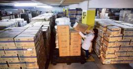 Doações turbinam o estoque de equipamentos de hospitais
