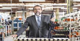 Taurus vende lote de fuzis e submetralhadoras para o Senegal