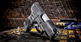 Taurus salta mais de 9% com forte venda de pistolas G3c nos Estados Unidos