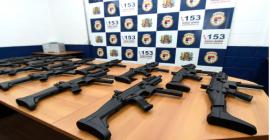 Guarda Municipal de Jundiaí adquire 18 carabinas e 5 mil munições