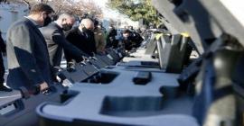 Taurus fornece pistolas TH9 para força policial argentina