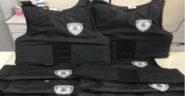 Guarda Civil Municipal recebe 180 novos coletes à prova de balas Notícias de Araras