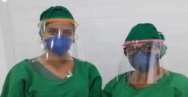 Taurus faz parceria com UFRGS para produzir protetores faciais aos profissionais de saúde contra o coronavírus