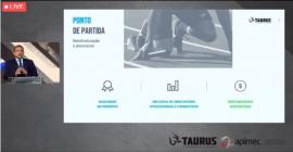 Taurus Armas detalha seus números e os planos para o futuro, sugerindo a possibilidade de aquisições