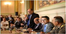 Sartori assina decreto que incentiva recursos privados para segurança pública