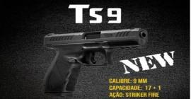 Taurus lança arma desenvolvida para uso policial e militar