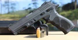 Justiça Federal de Alagoas adquire armas Taurus