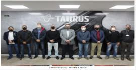 Pistola Taurus TS9 RA poderá equipar a PMSC como arma padrão da Instituição