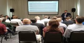Taurus realiza reunião pública com analistas e investidores 2018