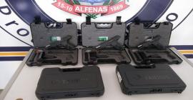 Guarda Civil Municipal atuará com armas de fogo em Alfenas