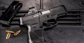 Ação da Taurus dispara após anúncio de venda de pistola e carabina