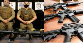 Taurus fornece armas para a PMSC e para as Guardas Civis de Uberaba e de Piracicaba