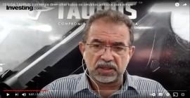 CEO da Taurus explica os resultados da empresa, considerados como