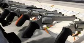 Após disparada nas ações, Forjas Taurus muda de nome para Taurus Armas