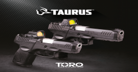 Taurus lança nos EUA nova versão das pistolas G3 e G3C com opção para inclusão de miras ópticas