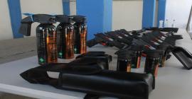 Guarda Municipal de Imperatriz recebe armamentos Taurus e CBC