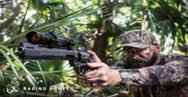 Nos EUA, Taurus lança o revólver Raging Hunter no poderoso calibre .460