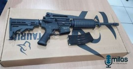 Regional de Guarantã do Norte recebe novas armas adquiridas em parceria com Conseg e MPE