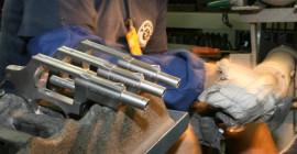 Taurus aumenta em 22% sua produção de armas em abril após recorde no 1º trimestre