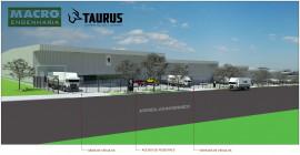 Comitiva conhece a expansão da Taurus em São Leopoldo
