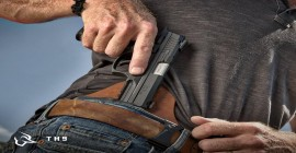 Taurus entrega armas ao Departamento Penitenciário