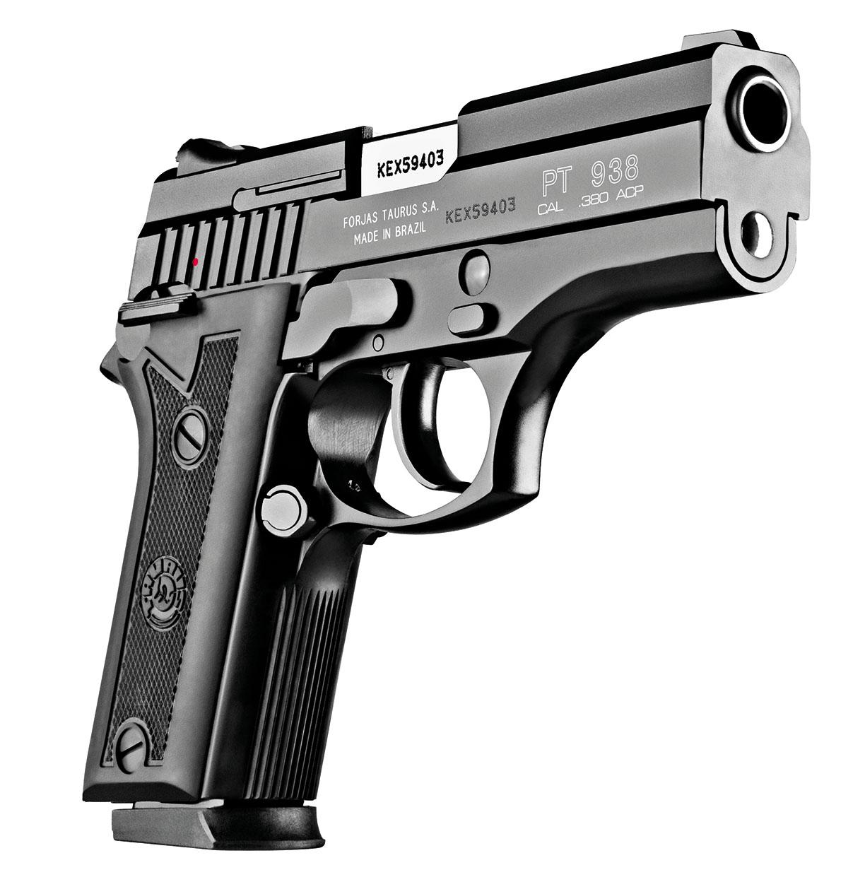Pistola Taurus 938