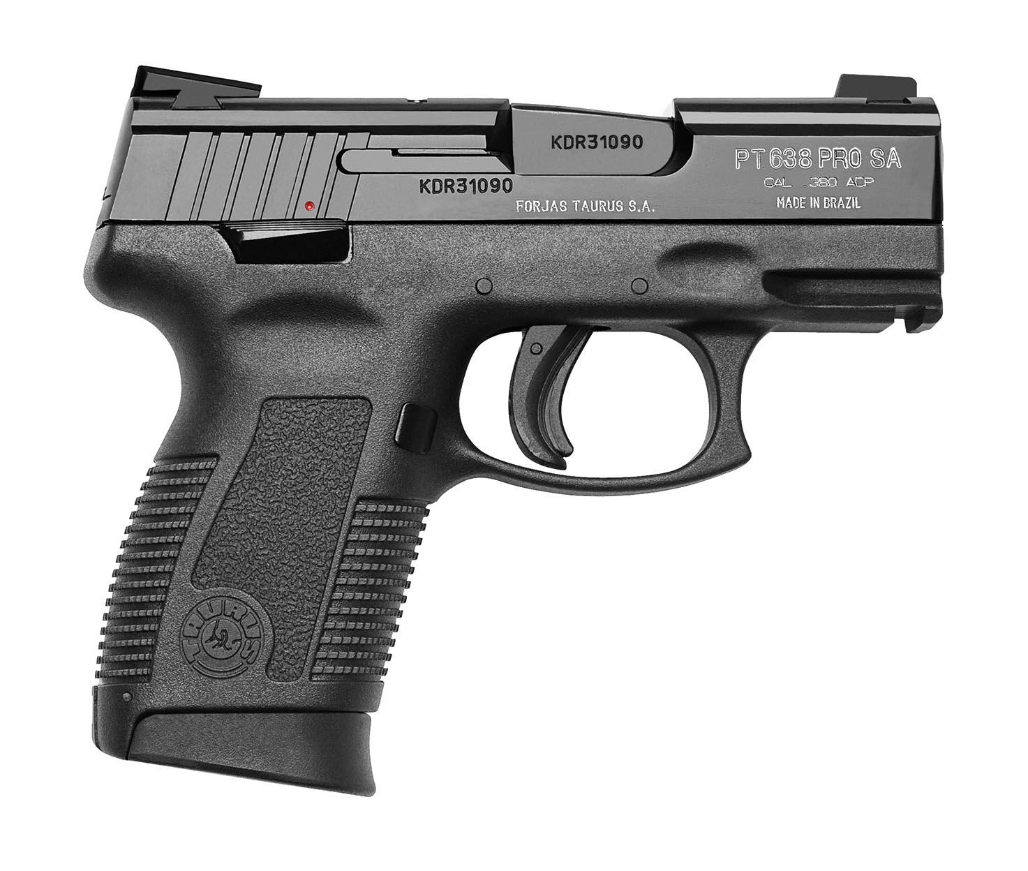 Pistola Taurus 638 PRO .